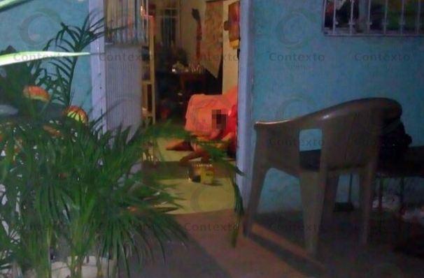 Ejecutan en Colima a madre e hija