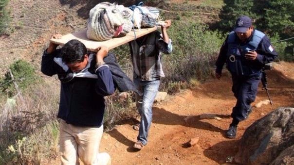 Siete leñadores decapitados en Sinaloa