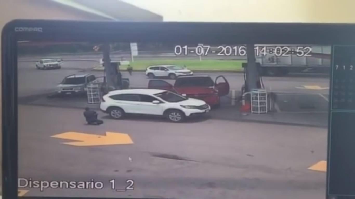 Enfrentamiento en Gabriel Zamora