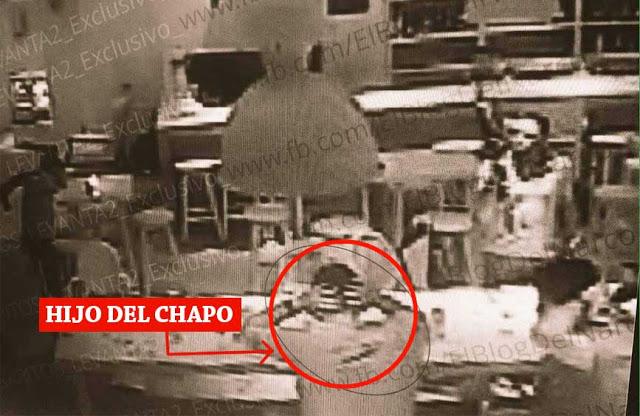 HIJO DEL CHAPO