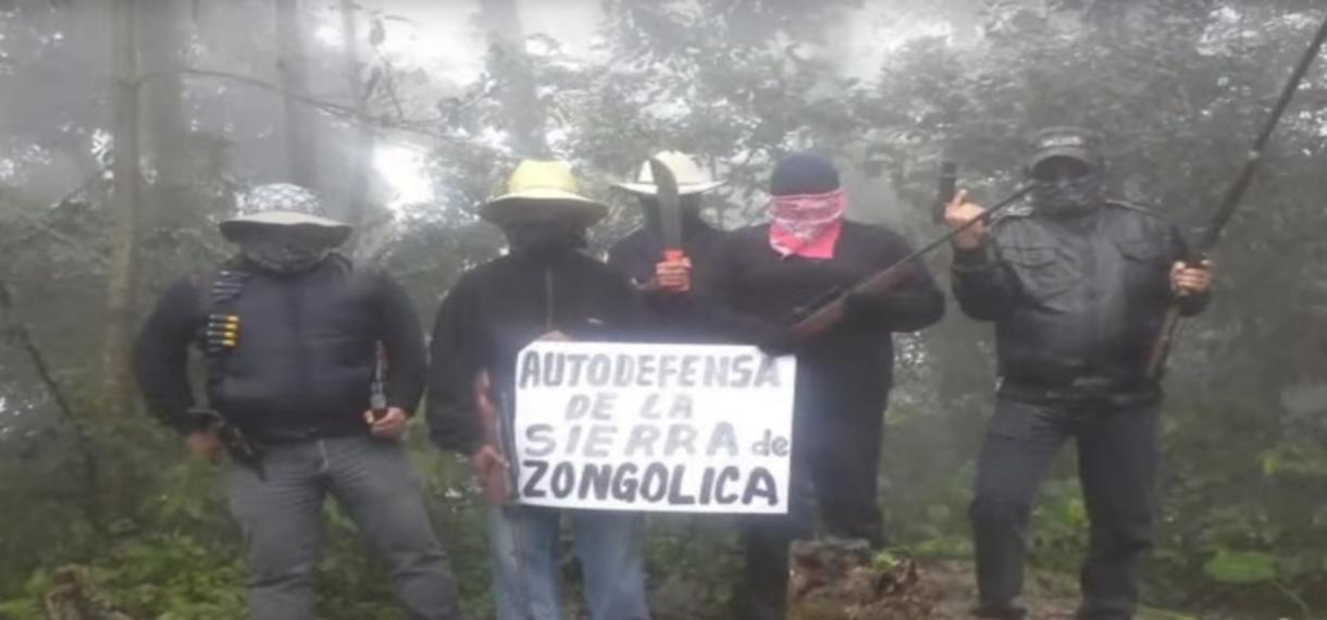 Autodenfensas en Veracruz