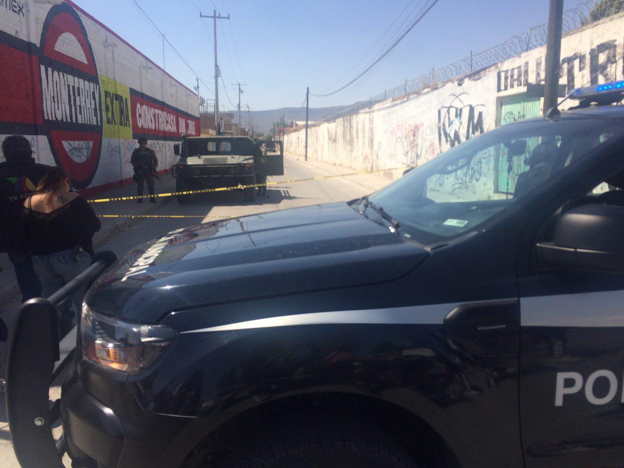 Ejecución de familia en Guanajuato