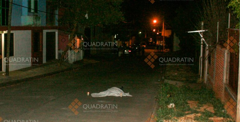 Muerto en Morelia