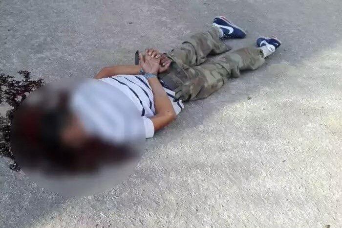 Dejan a otro ejecutado e Guanajuato, era de la Piedad