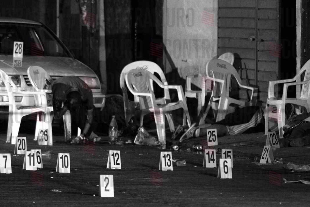 Michoacán en disputa de 7 grupos criminales