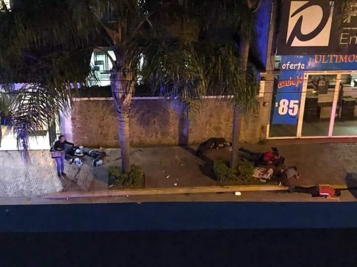"""""""El Piri"""" miembro de """"Los Viagras"""" presunto actor intelectual del ataque en funeral en Uruapan"""