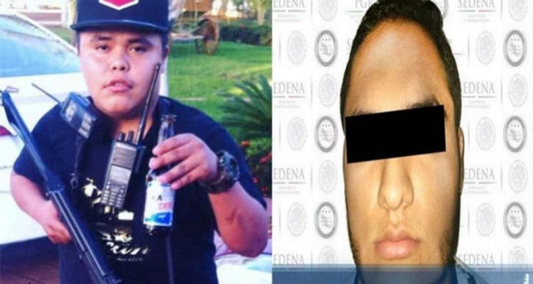 """Detienen a """"El Sobrino"""" presunto coordinador de la ejecución de """"El Pirata de Culiacán"""""""