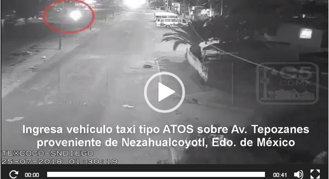 EN VIDEO: captan como motosicarios arrojan un cuerpo en plena calle