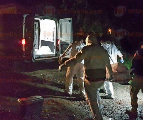 Ejecutan a un mecánico con el tiro de gracia en Guacamayas