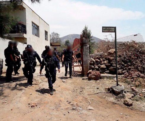 """Sicarios y Militares se dan """"Topón""""; 3 policías heridos y dos sicarios muertos"""